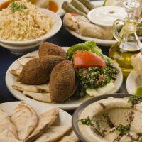 Comida libanesa en Yucatán