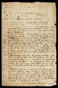 Entre los documentos figuran cartas del coronel Eulogio Rosado; el cura de Cacalchén, José Canuto Vela; así como los sublevados Jacinto Pat y Felipe Rosado, por citar algunos | Foto: BIBLIOTECA YUCATANENSE