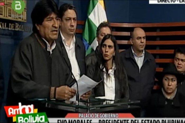 Bolivia: El tiro por la culata para desestabilizadores | Pedro Rioseco