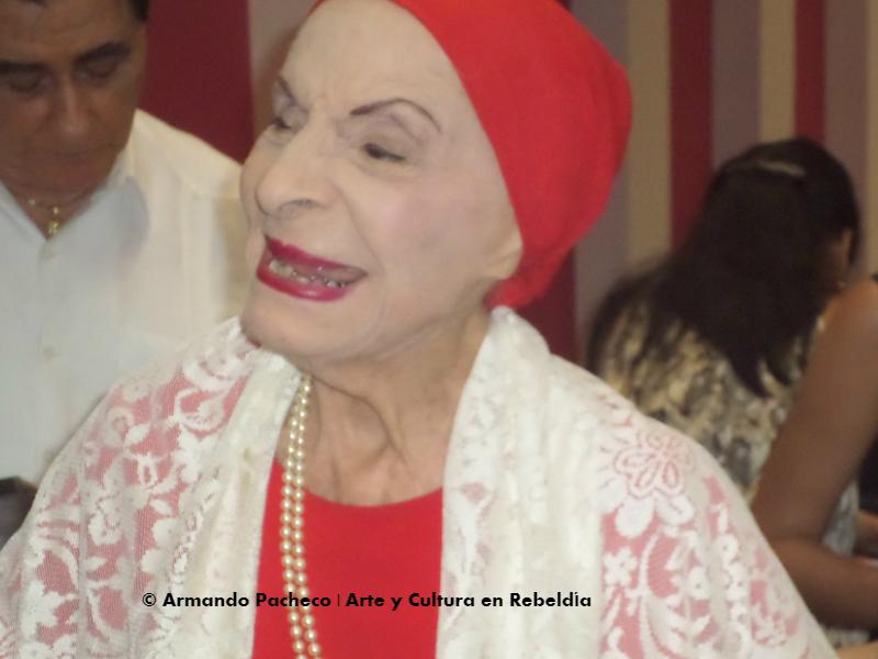 Como Directora y figura principal del Ballet Nacional de Cuba, Alicia Alonso ha sido inspiración y guía para la formación de varias generaciones de bailarines cubanos