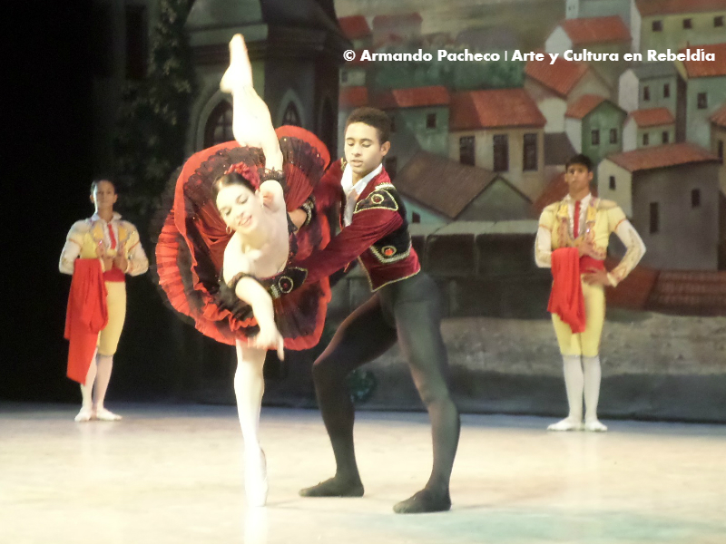 Danza, el lenguaje del cuerpo que interpreta, transmite y seduce