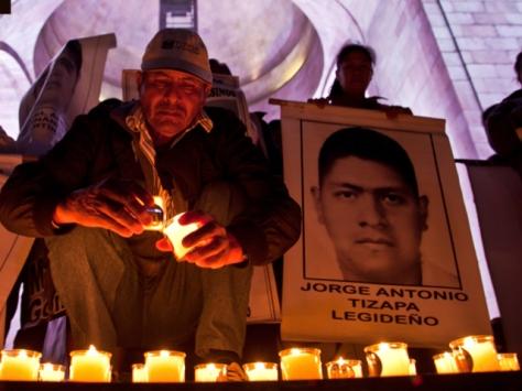 Cerca de 50 años después de la primera violación que se documenta en esta Plataforma, la masacre de Tlatelolco, el Estado no ha dado respuestas | Foto: CUARTOSCURO