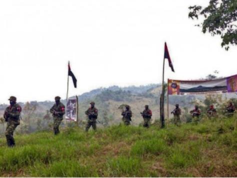 El Ejército de Liberación Nacional es la segunda guerrilla más antigua de colombia; tiene 52 años de su conformación