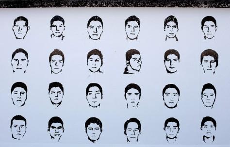 Normalistas de Ayotzinapa | Foto: AP