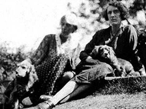 Son muchas las cartas y los diarios que dan cuenta de la relación romántica que vivieron las dos escritoras desde que se conociesen el 14 de diciembre de 1922 | Foto: INTERNET