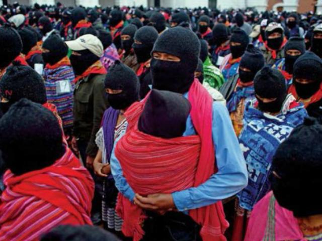 """""""Lo peor está por venir"""", advierte el subcomandante Galeano del EZLN"""