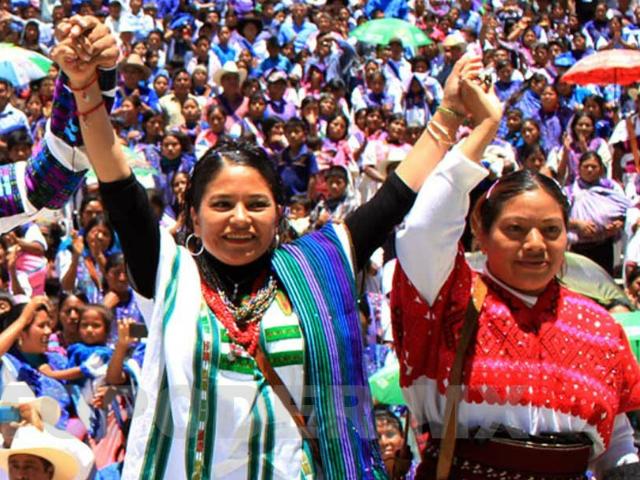 Una mujer indígena, auténtica esperanza para México | Armando Pacheco