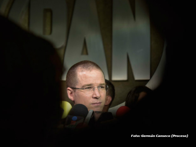 Ricardo Anaya reconoce que estuvo mal el 'combate' contra el narco en administración panista