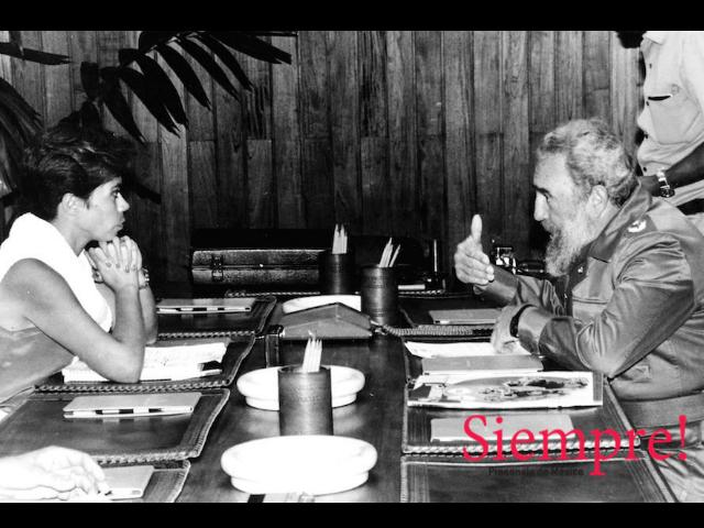 Fidel, en la intimidad | Beatriz Pagés