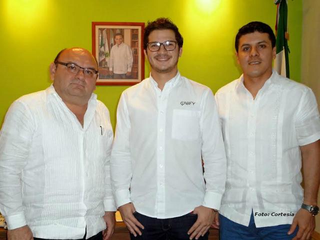 Se acaba el monopolio en transporte; inicia Cabify el trámite para obtener su registro en Yucatán