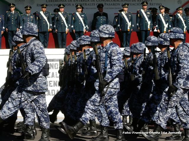 La militarización de México | Víctor Flores Olea
