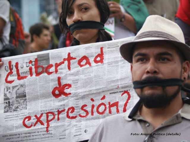 """Gobiernos locales, los que """"más agreden"""" a periodistas"""