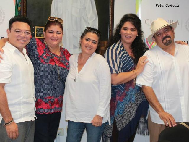Debutarán Las Voces de Yucatán con el espectáculo Casta Mestiza
