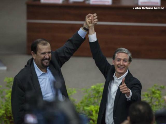 Ochoa Reza asegura que PRI está arriba de las preferencias electorales en el Edomex