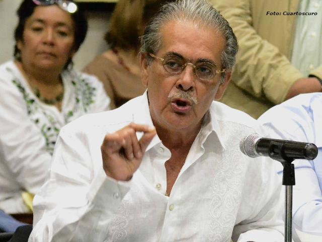 """No tengo capacidad para enfrentar al crimen"": fiscal de Guerrero | Pablo Ferri"