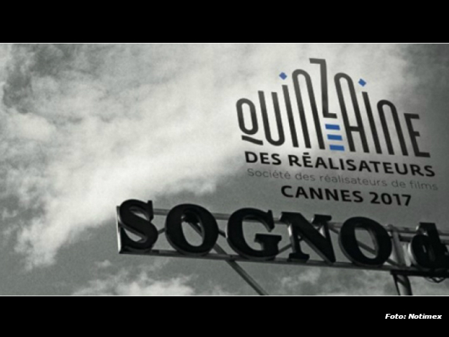 Cannes elige fotografía de mexicana para su cartel de 2017
