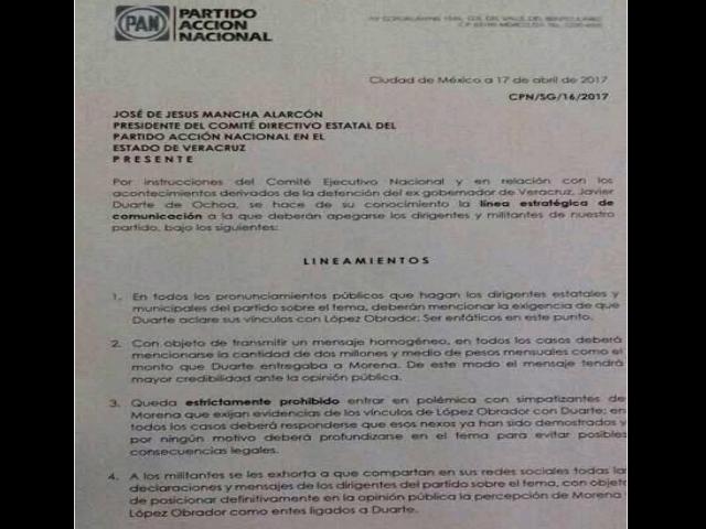 'PAN al estilo de Hitler' llama a militantes repetir mentira, acusa legisladora de Morena
