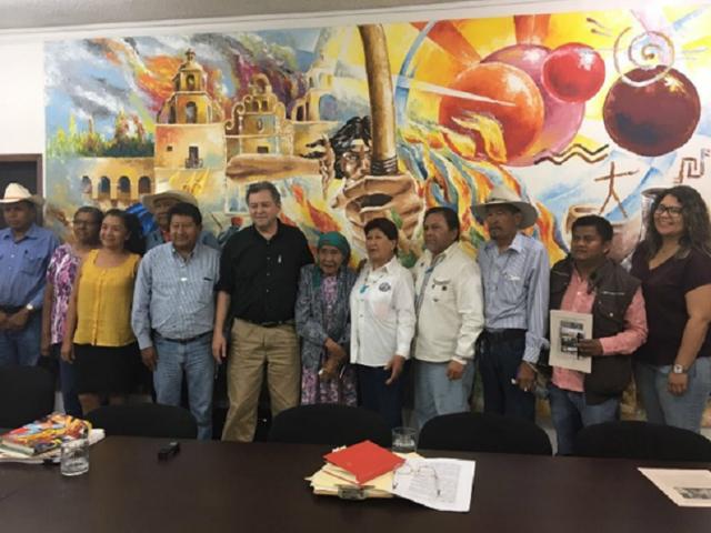El norte de México: la internacionalización de los conflictos indígenas | Marcos Matías Alonso