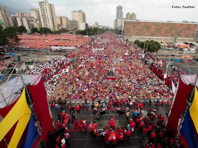 Nicolás Maduro: Estamos derrotando el golpe de Estado terrorista