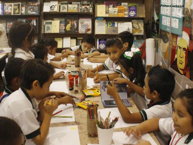 """Biblioteca """"Cepeda Peraza"""", sede de las actividades por los Días del Libro y del Niño"""