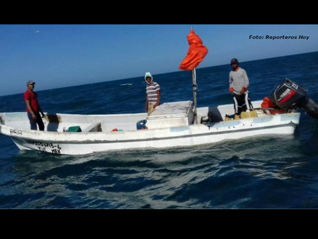 Pescadores yucatecos carecen de equipo básico de supervivencia: Escalante Ilizaliturri