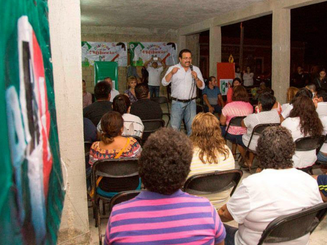 Buscará el PRI-Yucatán recuperar municipios en poder de la oposición, señala Sobrino Argáez