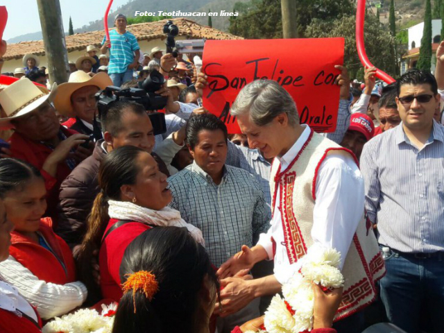 Farsa y engaño: Del Mazo con los indígenas | Francisco Rodríguez
