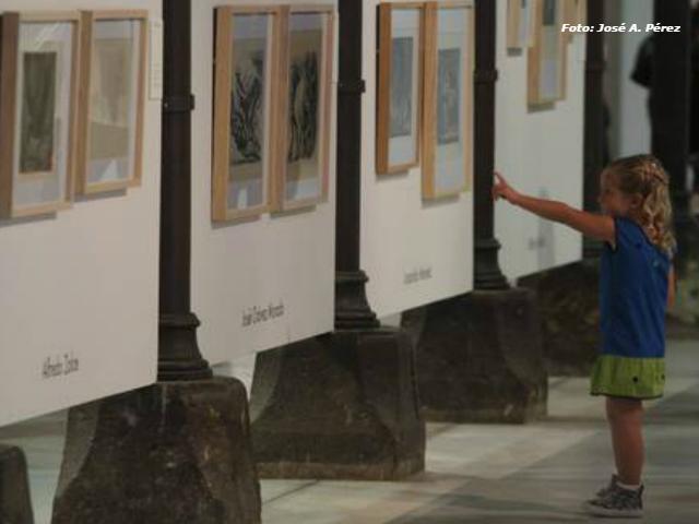 Inauguran exposición que muestra la pasión de Toledo por el arte