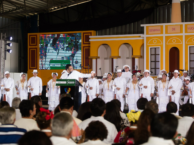 Inicia la Semana de Yucatán en México; destacan oportunidad comercial para empresarios del país