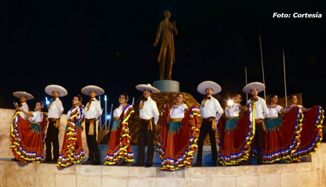 Danzas folclóricas de México y Colombia formarán parte de la oferta artística tradicional del Ayuntamiento de Mérida