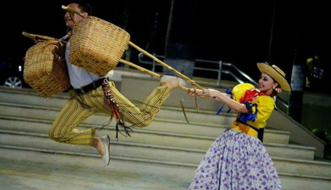 Ritmos y coreografías colombianas invadirán Casa de la Cultura del Mayab