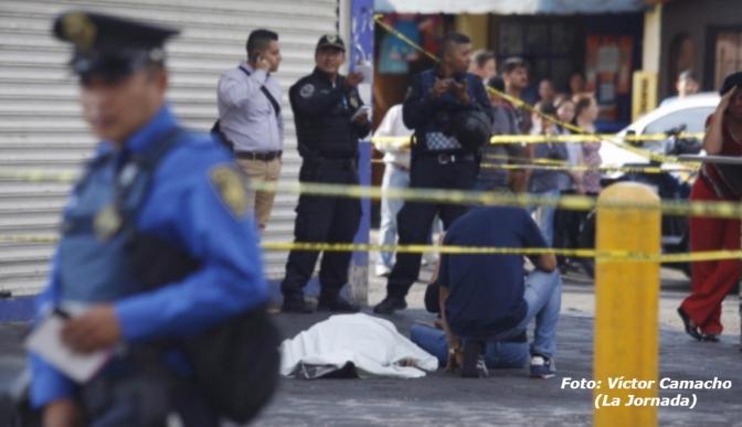 Con 2 mil 234 homicidios dolosos, junio rompe récord histórico