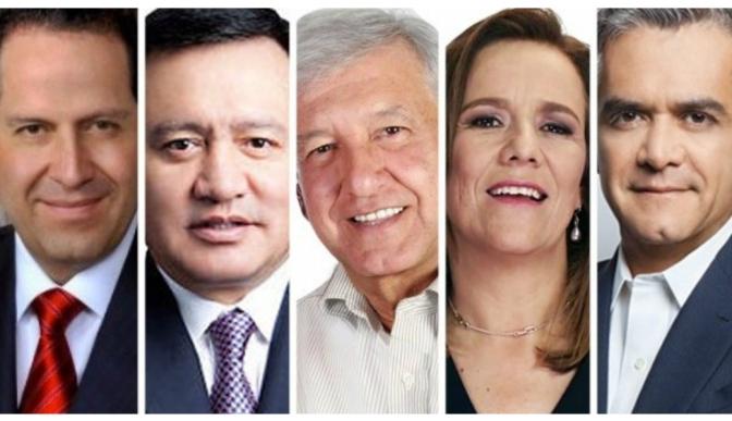 Arrancan encuestas hacia 2018 con Morena a la cabeza   Pablo Oprinari