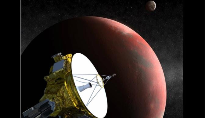 Científicos de la NASA estudian objeto en cinturón de Kuiper