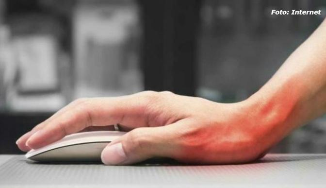 Tendinitis, la otra enfermedad de los adictos a la tecnología