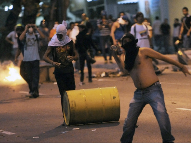 ¿Quiénes son los asesinos (en Venezuela? | Elías Jaua Milano