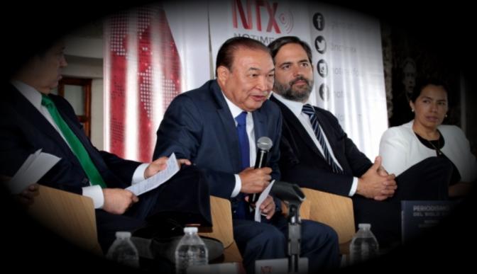 Celebra Notimex su XLIX aniversario con libro y exposición multimedia
