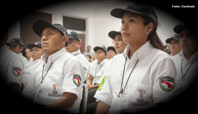 Corporaciones de seguridad de Yucatán, con nivel internacional: Rodríguez Asaf