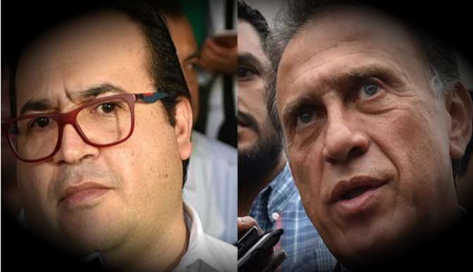 Duarte llama pederasta, depravado y dictador a Yunes