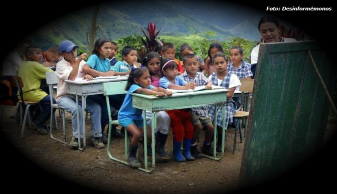 ¿Escuelas al cien en la Montaña de Guerrero? | CDDHH de la Montaña Tlachinollan