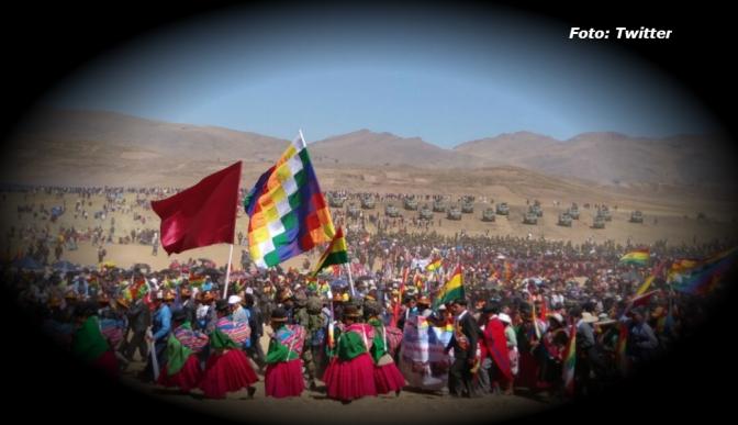 Evo Morales: Las fuerzas armadas de América Latina deben ser antiimperialistas