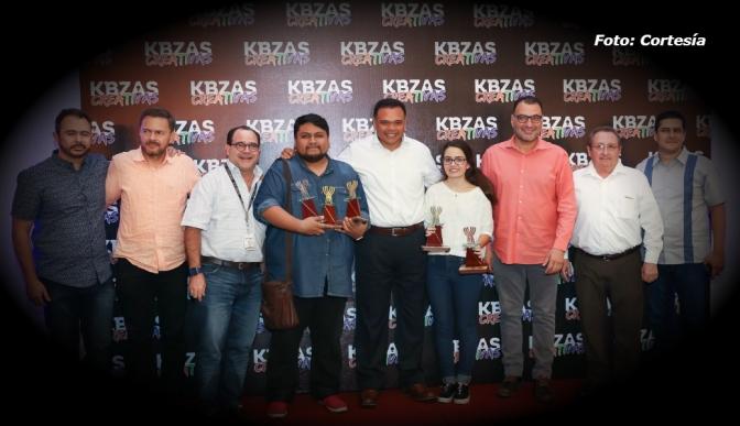 """Premian a las """"Kbzas Creativas"""" que proyectan el nuevo rostro de Yucatán"""
