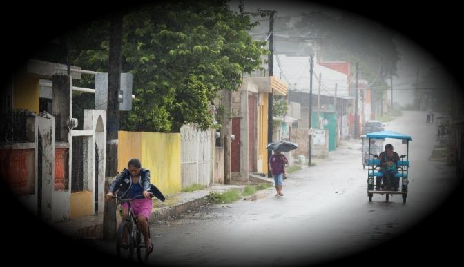 En calma el cono sur de Yucatán, tras el paso de Franklin, informa el Gobierno
