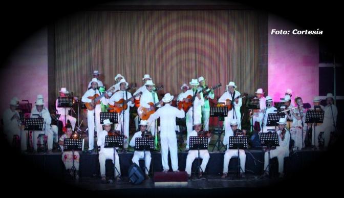 Chachachá, danzón y mambo, en concierto veraniego de la Orquesta Típica Yukalpetén