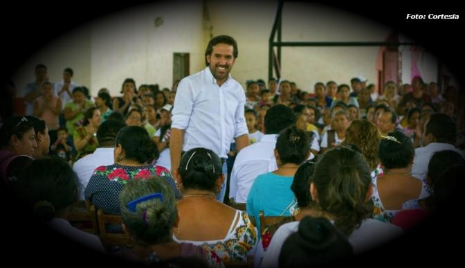 Pablo Gamboa se alista para rendir su segundo informe de actividades