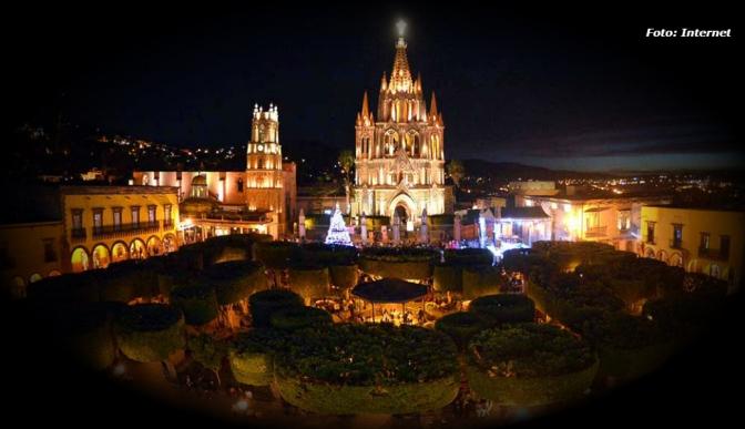 Aumenta interés de turistas por viajar a San Miguel de Allende