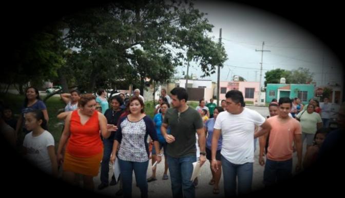 Vecinos del Fraccionamiento Villa Magna aún no tienen parque luego de una década de lucha | David Rico