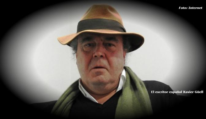 Xavier Güell plasma en literatura el pulso de la respiración musical | Pablo Espinosa