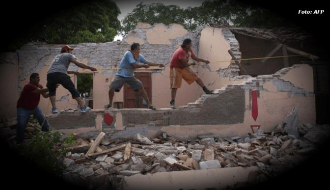 El techo es el cielo y la tierra se sigue moviendo: pueblos del Istmo de Tehuantepec