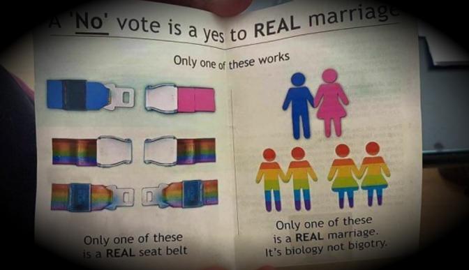 A pocos días del plebiscito, la campaña contra el matrimonio igualitario se recrudece en Australia